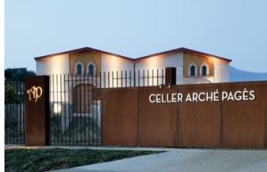 Visita personalizada a la Bodega Arché Pagès por Bonfill